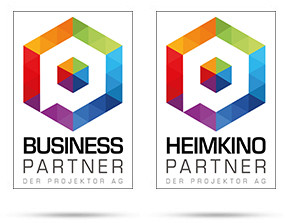 Heimkino and Business Partner Logo