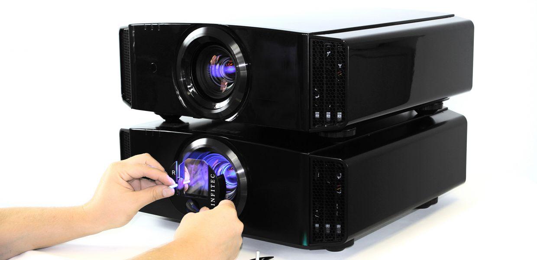 passive 3d l sungen f r zuhause von infitec projektor ag. Black Bedroom Furniture Sets. Home Design Ideas