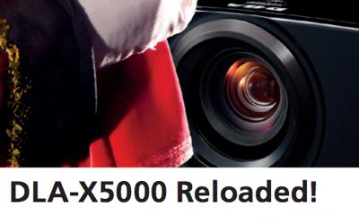 JVC X5000 wird in Berlin vorgestellt!