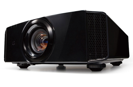 Das Modell JVC DLA-X5000 der neuen Projektorenfamilie
