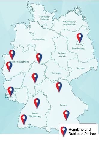 Heimkinopartner Deutschland