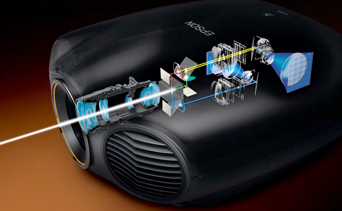 Wie funktioniert die Laser Technology von Epson