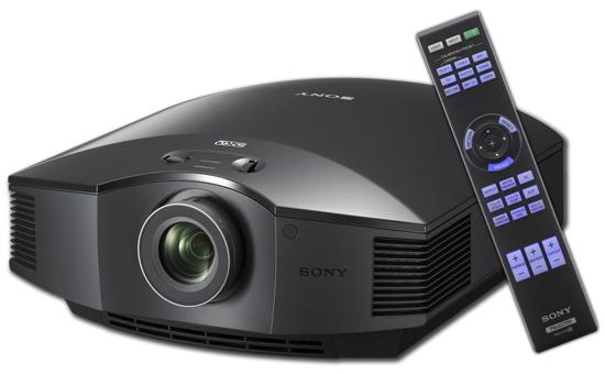Sony VPL-HW55ES Fernbedienung
