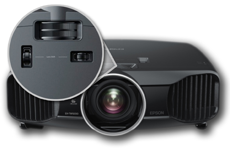 Epson EH-TW9200 Linse