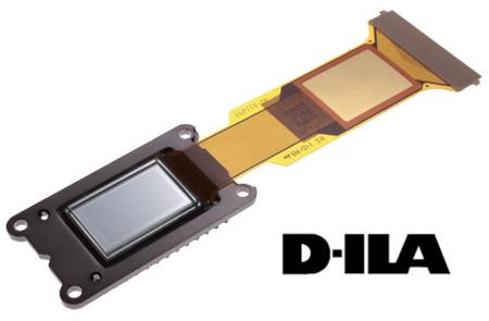 D-ILA Chip